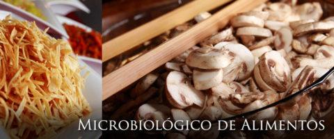 Microbiologico de alimentos